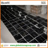 壁のための熱い販売の中国の黒い大理石かタイルまたは虚栄心またはカウンタートップ