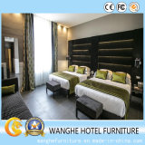 Conjuntos de madera de los muebles del dormitorio de los muebles modernos chinos del hotel