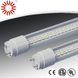 Cover glassato 0.6m, 1.2m, 1.5m LED Tube con l'UL