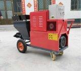 Almofariz de pulverização Screeding de bombeamento de mistura do cimento da máquina que reboca a máquina de pulverização