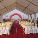 屋外のおおいのゆとりのスパン党Tenteの結婚式のテント
