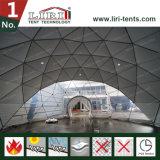 Tente géodésique portative de sphère de tente de dôme de structures à vendre
