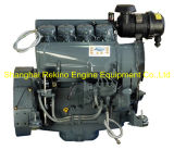 지하 광업 로더를 위한 Deutz F4l912W 공냉식 디젤 엔진