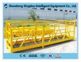 Plates-formes suspendues galvanisées à chaud fonctionnantes Zlp630 d'accès d'antenne avec le fil d'acier