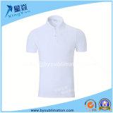 220GSM女性のための形態上のポロのTシャツ