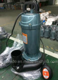 Bombas de agua sumergibles eléctricas de Qdx40-6-1.1 Dayuan, enchufe de 1.5HP 3inch