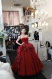 Платье венчания Китай ворота шикарного горячего Mermaid длины пола фирменного наименования сбывания высокое (WD13)