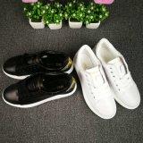 2017 stileert Nieuwe Dame Casual Sneakers, de Witte Toevallige Schoenen van het Leer voor Vrouwen, Nr.: Toevallige schoen-Michael 001. Zapatos, de Witte Schoenen van de anti-Vlek