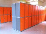 Sauna部屋のための2つの層ABS Plastic Locker