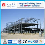 Горячий гальванизированный пакгауз стальной структуры