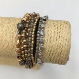 Pulsera de la joyería de lujo perlas pulsera de moda