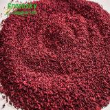 Usine 5% Monacolin K, levure rouge de riz, 60% Mva