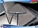 De gemakkelijke Installatie Gelaste Kolom/de Staaf/de Straal van T voor Brug (flm-ht-043)