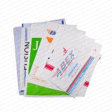 bolso de envío polivinílico blanco auto-adhesivo 6X10
