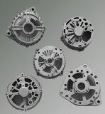 トラックの交流発電機のためのアルミ鋳造のFront&Rearハウジング