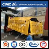 Hongyan Iveco 6 * 4 carro de descarga con la cubierta hidráulica