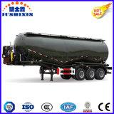 3 축선 유형 69000 리터 W 부피 시멘트 또는 반 분말 물자 유조 트럭 트레일러