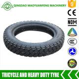 3.50-12 Motorrad-Gefäß-schlauchloser Gummireifen-Reifen
