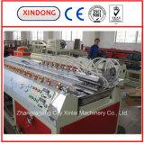 PVC波形シートの生産ライン