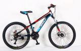 Bicicleta de montanha de velocidade variável de aço carbono (MTB-018)