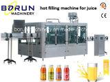 Máquina de rellenar del jugo automático lleno