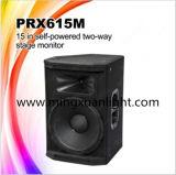 Диктор напольного этапа Prx615m DJ приведенный в действие звуковой системой