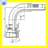 29691 90 guarnición de manguito hidráulica del grado del gas del grado JIS del asiento femenino del cono