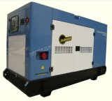 gerador 300kw/375kVA Diesel ultra silencioso com motor de Shangchai