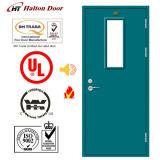 証明される鋼鉄防火扉の耐火性にする鋼鉄ドアBS Tested/ULかVisonガラスが付いている安全ドア