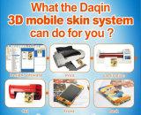 Software móvil del diseño de la piel
