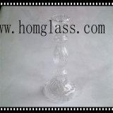 カスタマイズされたガラス蝋燭ホールダーかロウソクまたはCandleholder