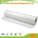 100% embalajes impresos blancos de encargo del papel de Kraft de la pulpa de madera de Virgrin