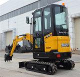 Sany Sy16c 1.6 Tonnen-hydraulischer Massen-Urheber-Miniexkavator