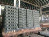 Hydraulischer Block, der Maschine bildet