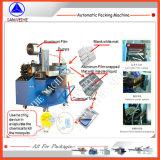 Machine de dosage liquide automatique de découpage et de conditionnement de cachetage de couvre-tapis de moustique