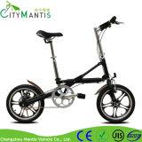 携帯用アルミニウムFoldable自転車1秒の折るバイク