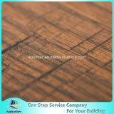 Kok 나무 바닥 설계된 히코리 지면 003