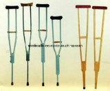 医学のFoldable高さ調節可能な杖/松葉ずえ