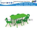 Alta qualità e Tabella poco costosa dei capretti della plastica della mobilia di asilo (HLD-2304)