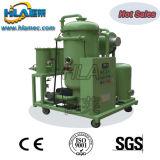 Máquina usada de la filtración del aceite lubricante de la alta precisión