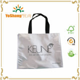 GoldまたはSilver金属レーザーCoating Non Woven Eco Bag