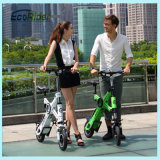 Faltendes 350W oder 250W Brushless Motor Lithium 36V Electric Bicycle E-Bike