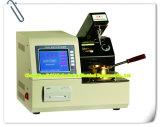 Tester aperto del punto della tazza di Cleveland di metodo della Aprire-Tazza di ASTM D 92 Cleveland