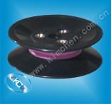 陶磁器のガイド・ローラ(ワイヤーローラー)のプラスチックによって結合される陶磁器プーリー