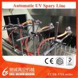 Ligne de peinture corrigeante UV rapide vide Metallizer