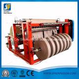 Máquina de enrolamento espiral laminada automática do núcleo da câmara de ar do papel do cartão para fazer as câmaras de ar espirais de papel