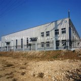 Struttura d'acciaio prefabbricata del materiale da costruzione