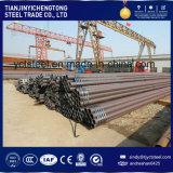 Tubulação de aço sem emenda de carbono de ASTM A53 16mn com de grande resistência