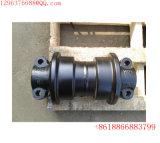 Rolo do portador das peças sobresselentes da máquina escavadora de KOMATSU da máquina-instrumento da construção