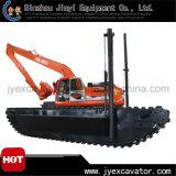 Nouveau sarcler l'excavatrice hydraulique de pile avec la certification de la CE (Jyae-395)